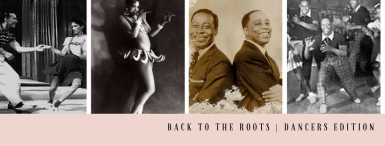 BACK TO THE ROOTS - DANCER'S EDITION (1)